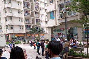 Hé lộ danh tính gã chồng nghi dùng súng bắn vợ tại chung cư VOV ở Hà Nội