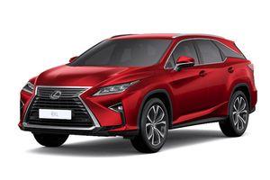 Bảng giá xe Lexus tháng 3/2018: Thêm 2 mẫu xe mới
