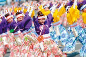Du lịch Nhật Bản tháng 10 tưng bừng mùa lễ hội