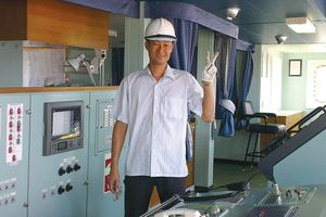 Chàng kỹ sư tàu biển và những sáng kiến làm lợi tiền tỷ