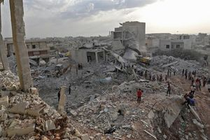 Nga: Nội chiến Syria không thể kết thúc nếu Mỹ vẫn ở đó