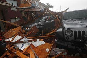 Siêu bão Michael tàn phá Florida, hàng triệu người sơ tán