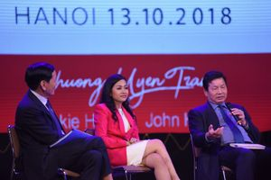 Nữ tướng nhà Dr. Thanh đem tình yêu để 'Vượt lên người khổng lồ'