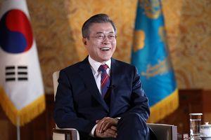 Tổng thống Hàn Quốc: 'Từ bỏ vũ khí hạt nhân sẽ đem lại thịnh vượng cho Triều Tiên'