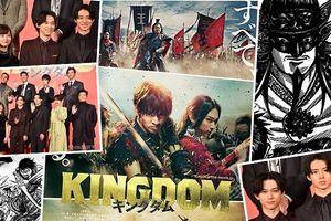 Phim điện ảnh 'KINGDOM' bất ngờ tung poster cùng trailer hoành tráng