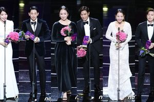 Kết quả APAN Star Awards 2018: Bom tấn 'Mr. Sunshine' thắng đậm, Park Hae Jin trở thành ngôi sao toàn cầu