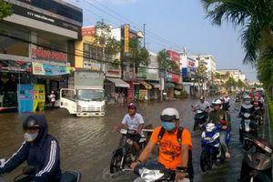 Bộ GTVT: Cấm đường tạm thời nếu nước ngập sâu tại Nam Bộ và ĐBSCL