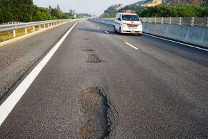 Hỏng đường cao tốc Đà Nẵng – Quảng Ngãi: Yêu cầu kiểm điểm Tổng giám đốc VEC