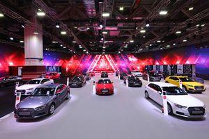 Hình ảnh xe Audi cực 'hot' tại Audi Brand Experience 2018