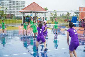 Đà Nẵng: Khai mạc giải bóng chuyền nữ One River Cup 2018