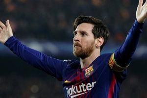 Messi lọt vào top 10 các vận động viên xuất sắc nhất