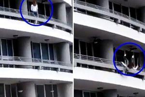 Tử vong vì rơi từ tầng 27 xuống đất khi đang selfie