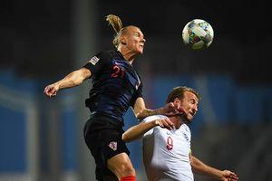 'Thần may mắn' ngoảnh mặt, Anh hòa đáng tiếc Croatia