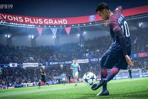 Neymar, De Gea và đội hình 'siêu sao 9X' trong FIFA 19