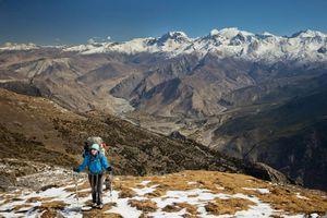 Nepal: 9 nhà leo núi gặp nạn vì bị bão tuyết tấn công