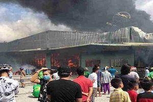 Điều tra vụ chủ doanh nghiệp gây cháy nổ, bỏ trốn