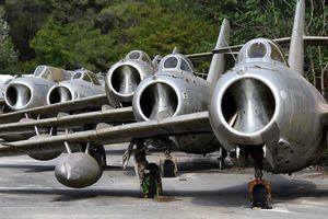Cận cảnh 'nghĩa địa' MiG ở Albania sắp trở thành căn cứ của NATO