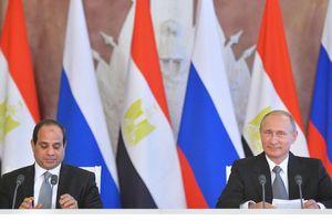 Nga và Ai Cập hướng đến một mức hợp tác mới