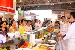 Triển lãm Food & Hotel lần đầu tổ chức tại Hà Nội