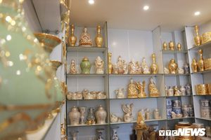 Sản phẩm gốm sứ của Việt Nam xác lập Kỷ lục Quốc gia và Kỷ lục Thế giới