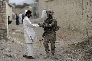 Phái viên cấp cao Mỹ bí mật gặp đại diện Taliban