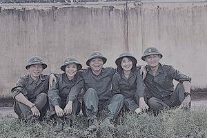 Lần đầu tiên, một Tập đoàn dân sự đưa toàn bộ lãnh đạo cao cấp vào quân đội học… làm lính