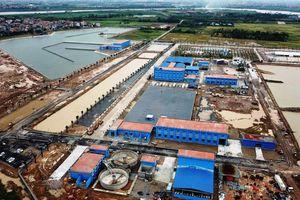 Nhà máy nước sạch lớn nhất miền Bắc chính thức hoạt động