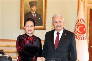Chủ tịch Quốc hội Nguyễn Thị Kim Ngân kết thúc tốt đẹp chuyến thăm chính thức Cộng hòa Thổ Nhĩ Kỳ
