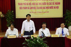 Tổng thu ngân sách qua Kho bạc Nhà nước Hà Nội đạt hơn 161 nghìn tỷ đồng