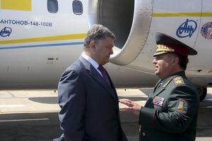 Bộ trưởng Quốc phòng Ukraine xin giải ngũ