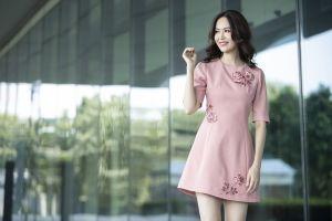 Ngắm vẻ đẹp không tuổi của Hoa hậu Thu Thủy