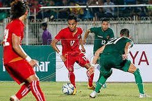 Bolivia đánh bại đối thủ của tuyển Việt Nam 3-0