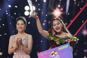 Bản sao Hồ Ngọc Hà đăng quang 'Ca sĩ thần tượng'