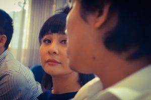 Cát Phượng khóc, Kiều Minh Tuấn xin lỗi trong cuộc họp báo