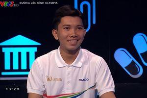 Nam sinh chuyên Lê Hồng Phong TP.HCM giành 80 điểm Khởi động