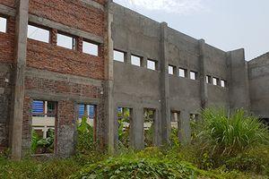 Hải Phòng: Xót xa cảnh dự án nhà văn hóa xã đầu tư tiền tỷ rồi bỏ hoang