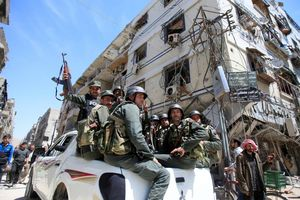 Nga và bài toán lôi kéo viện trợ tái thiết Syria