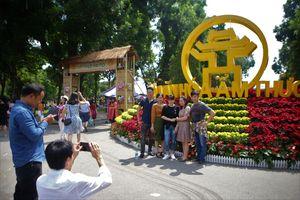 Du khách mong Hà Nội có nhiều chương trình chất lượng như Lễ hội văn hóa ẩm thực 2018