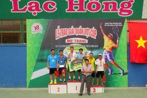 Bế mạc giải quần vợt tranh cúp Mê Trang lần thứ IX