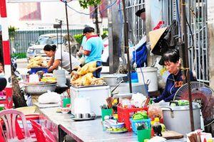 Để 'ăn đường phố' đừng hại đường ruột