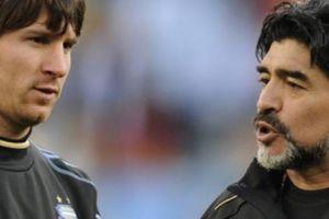Tin sáng (14.10): Huyền thoại Maradona chê Messi không có khả năng làm thủ lĩnh