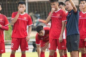 U19 Việt Nam 'tổng duyệt' đội ngũ trước khi bước vào VCK U19 châu Á