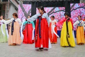 Sôi nổi Festival chữ Hàn 2018