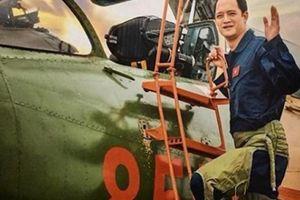 Đấu giá 32 giò lan của phi công hy sinh trong vụ máy bay rơi ở Nghệ An