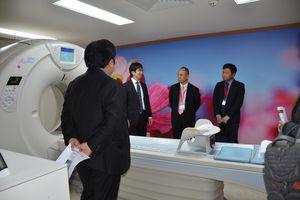Bệnh viện Chợ Rẫy đưa vào hoạt động Trung tâm kiểm tra sức khỏe tiêu chuẩn Nhật Bản
