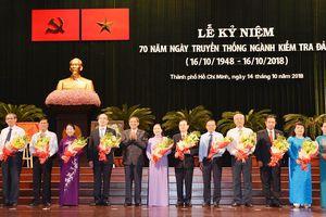 Bí thư Thành ủy TPHCM Nguyễn Thiện Nhân: Thực hiện đến nơi đến chốn các kết luận kiểm tra, giám sát
