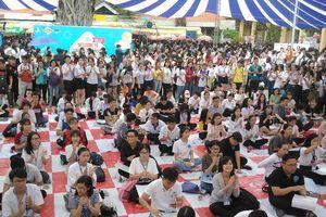 Sinh viên SGU 'cháy' hết mình tại 'Ngày hội tân sinh viên khóa 2018'