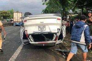 Tình hình sức khỏe Phó Giám đốc Sở TN&MT Đà Nẵng sau tai nạn lật xe