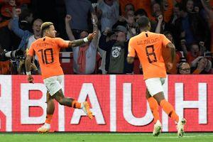 Depay tỏa sáng, Hà Lan có chiến thắng đậm nhất trước Đức