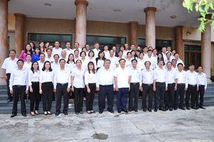 TAND hai cấp tỉnh Bình Định: Luôn nỗ lực phấn đấu hoàn thành tốt nhiệm vụ